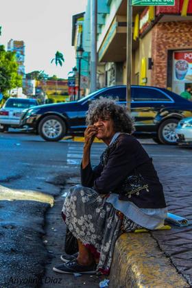 Pensando en la calle...