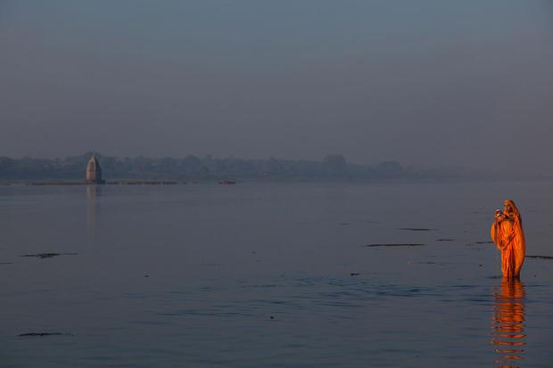 Morning River Ritual