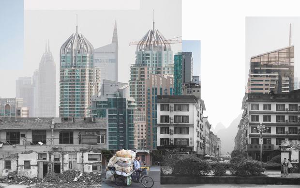 Dubai / Shanghai / Yangshuo / Porto Alegre