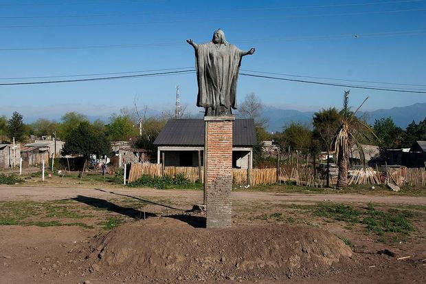 MONUMENT TO MERCEDES SOSA © Diego Aráoz