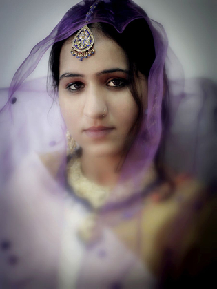 INDIAN LADY FROM RAJASTHAN