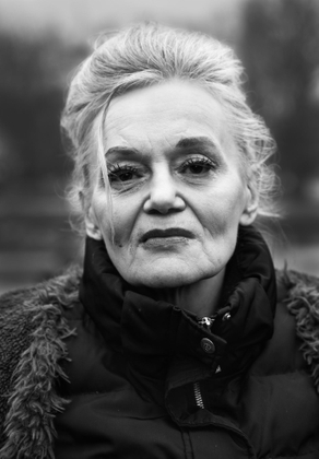 Woman in Amsterdam East