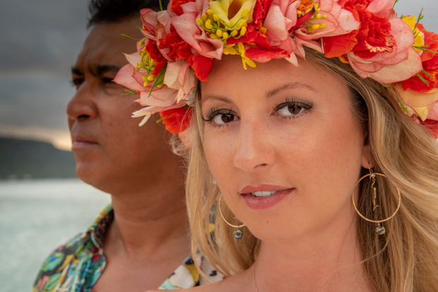 Polynesian Portrait