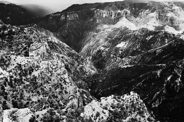 Sierra Madre. June 2016.