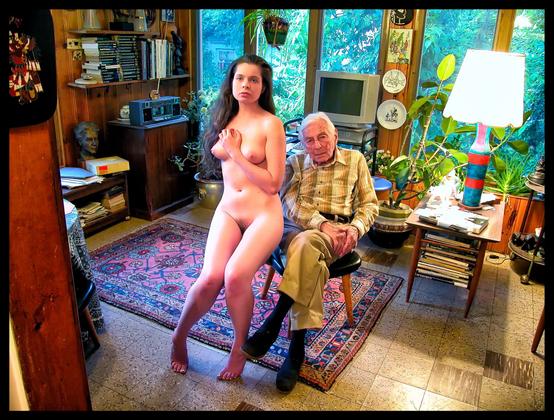 Larry and Mayla Le Nen Davey