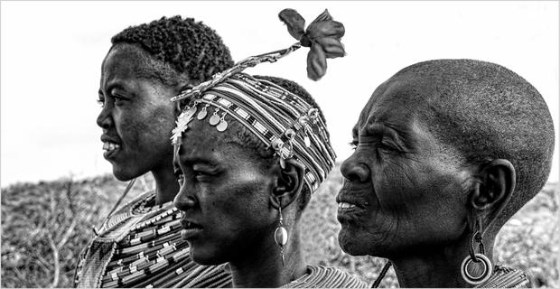 Samburu Tribes Women