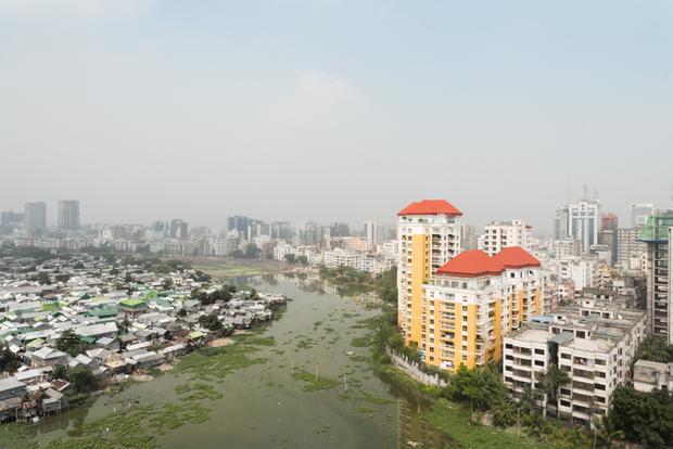 Climate Refugees : Bangladesh