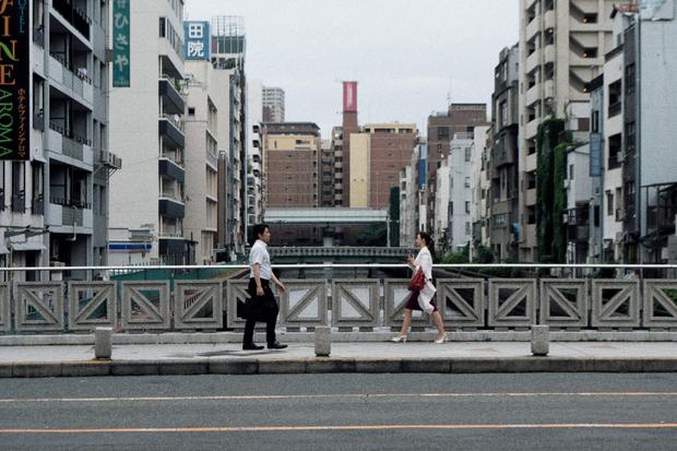 Love at first sight (Osaka, Japan)
