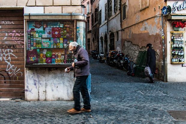 Dailylife Rome