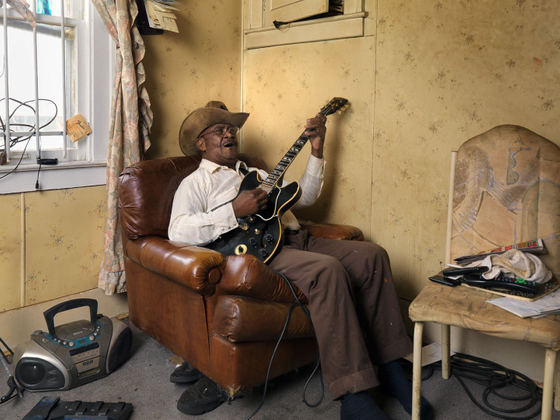 Glemie Singing the Blues, Westside, Detroit 2011