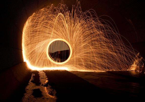 Fire Circle #1