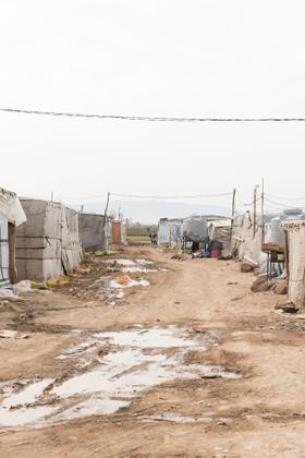 Badawai Bedouin Camp