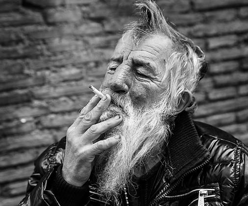 A good cigarette