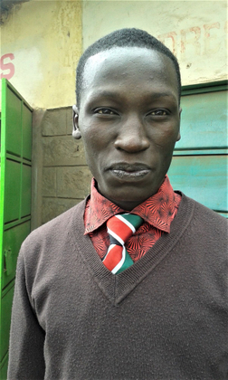 Chum from Nairobi