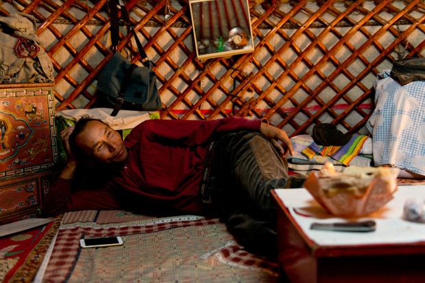 The nomadic of Inner Mongolian 8