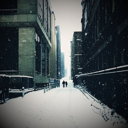 The Quiet Winter