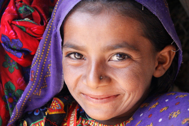 Innocence- The Girl from Kutch
