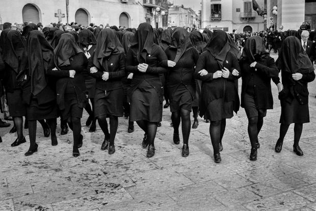 La Desolata - Canosa di Puglia (BT) Holy Saturday