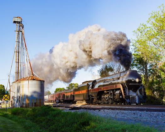 611 Under Steam