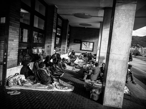 Como, The Latest Migrant Frontline