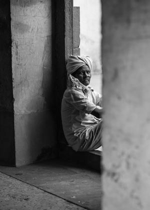 Man from Red Fort