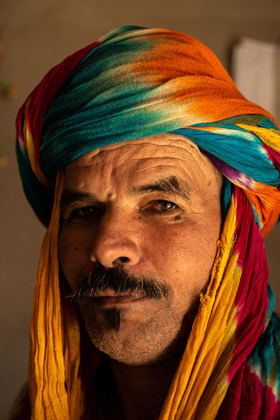 Berber Shop Keeper, Morocco