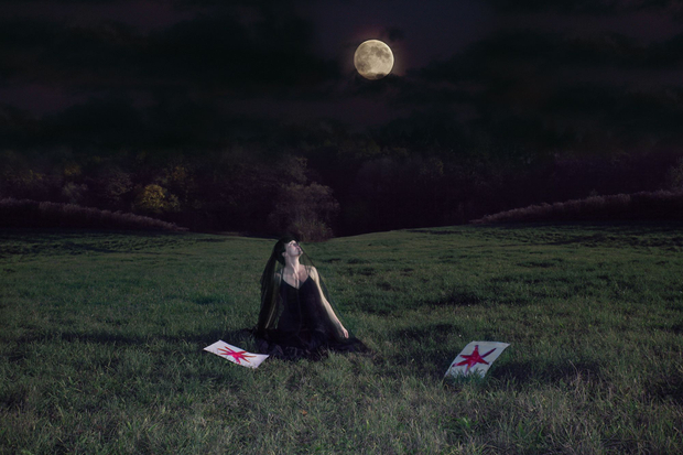 'The Author's Dream'