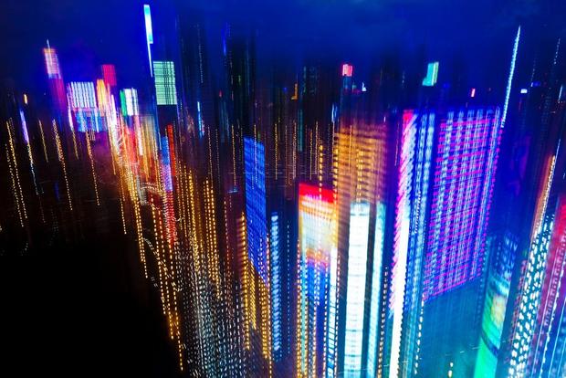 shanghai layers #17 © 2012 Makoto Sasaki