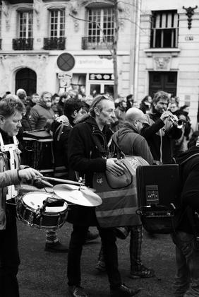 Parisian Saturdays