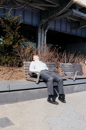Battery Park, New York. 2018