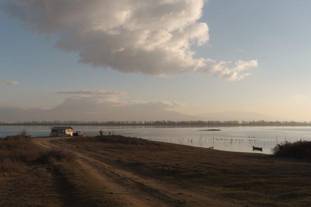 Fisherman hut, Lake Kerkini