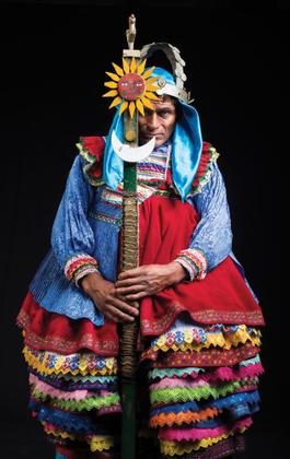 INCA DANCER