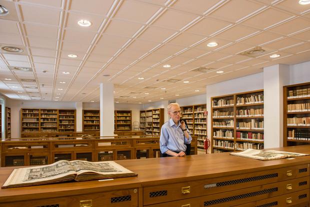 Direttore di biblioteca universitaria