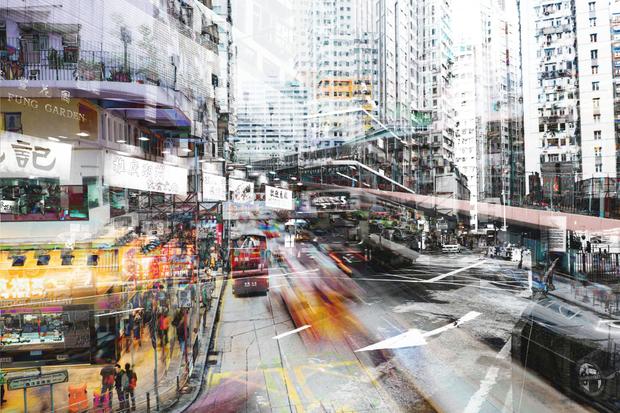 A City That Never Sleeps - Hong Kong.