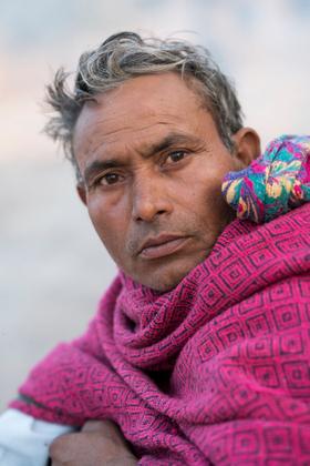 Brickworks supervisor, Khandala. India