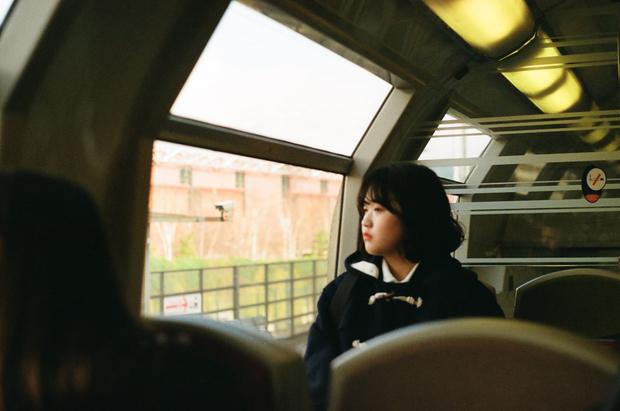 Train ride to Poissy