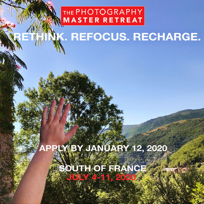 The Photography Master Retreat 2020