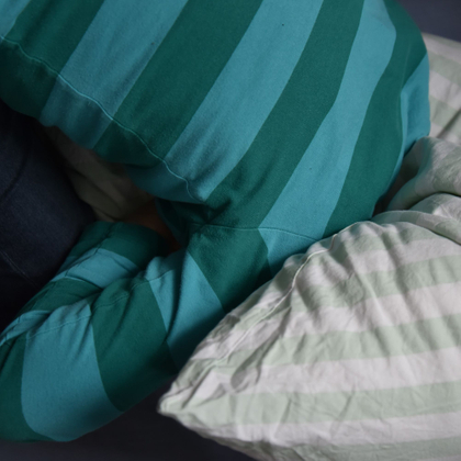 Fragments - L - Pillow / Stripes