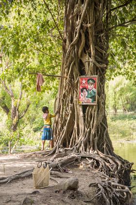 Aung San Chi, H'pa-An, Myanmar