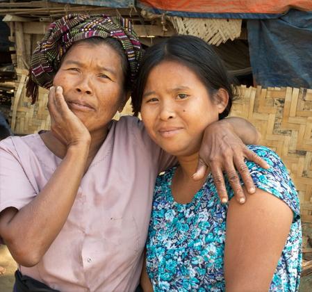 Faces of Myanmar © Bert Spiertz