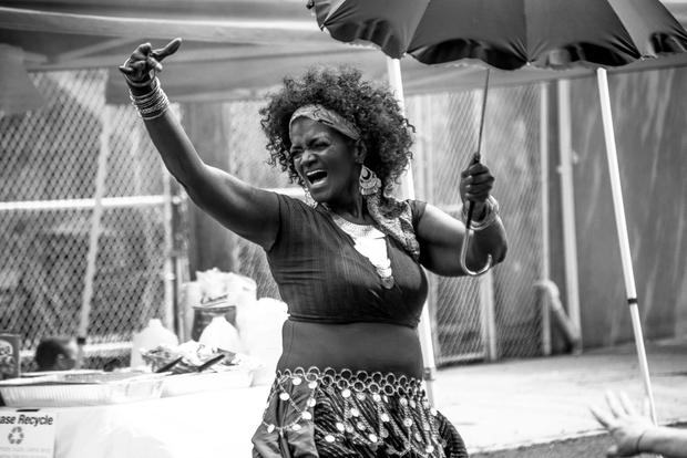 Art Festival Street Dancer