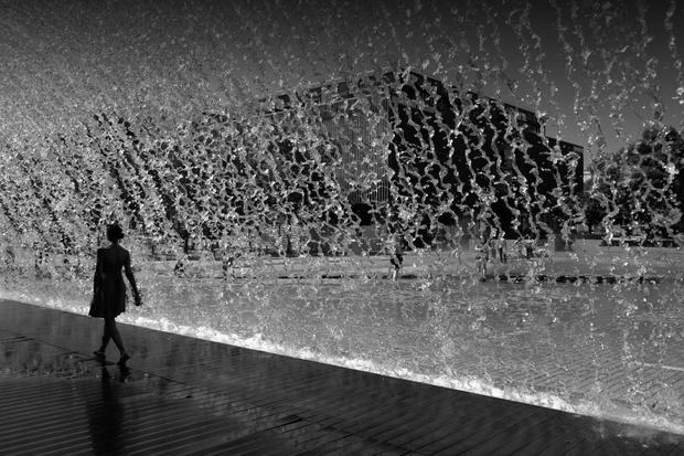 Cascata dos Jardins de Água, Lisbon