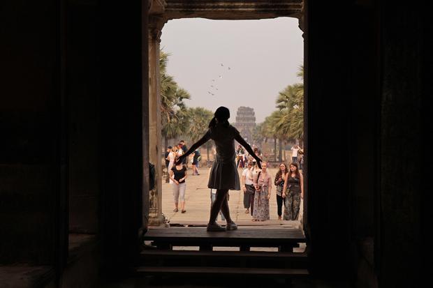 Angkor Sailor Moon