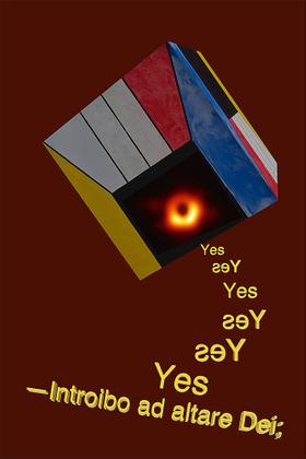 James Joyce Ulysses, Bloomsday2019; M87 Black Hole