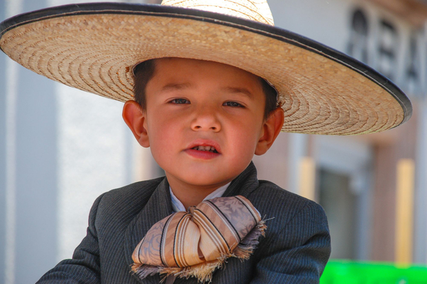 El Charrito Guapillo / The Handsome Young Cowboy