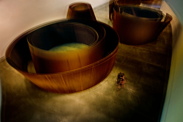 Spinning bowls