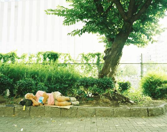 People on the street 1