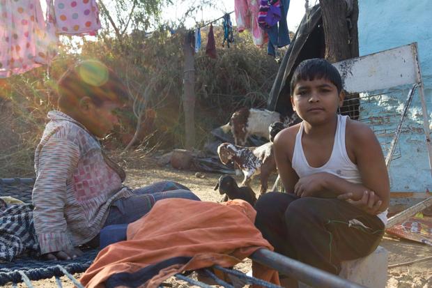 Joy in the midst of Adversity - India