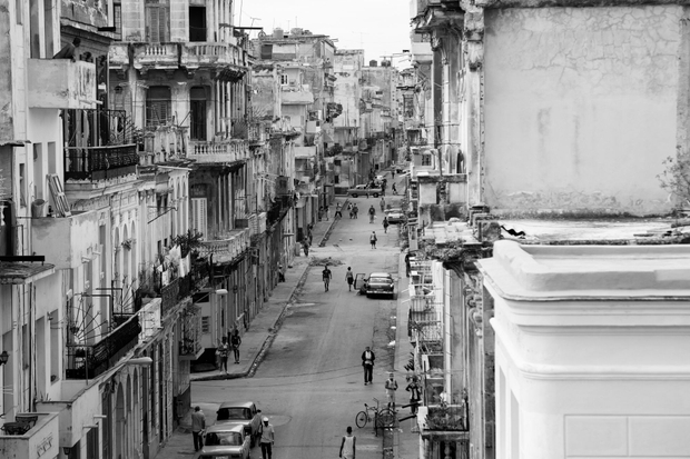 A Havana pace of life