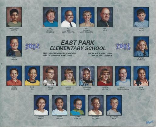 Class Composite, 2002.